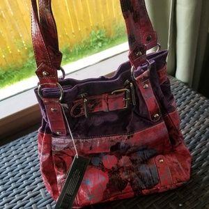 Handbags - Faux leather/Suede purse
